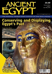 Ancient Egypt Magazine - April/May 2009