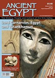 Ancient Egypt Magazine - Aug/Sept 2009