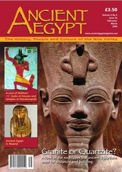 Ancient Egypt Magazine - Feb/Mar 2006