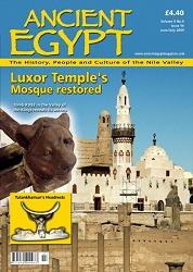 Ancient Egypt Magazine - June/July 2009