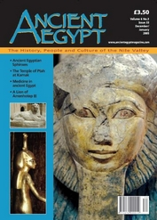 Ancient Egypt Magazine - Dec/Jan 2005
