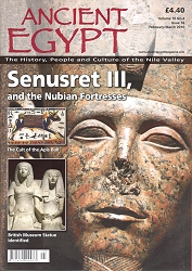 Ancient Egypt Magazine - Feb/Mar 2010