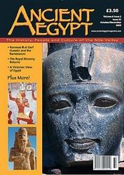 Ancient Egypt Magazine - Oct/Nov 2005