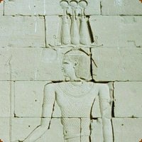 Mandulis - Sun God of Lower Nubia