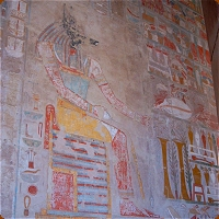 Anubis - Temple of Hatshepsut