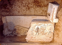 Ancient Cult Chapels, Egyptian Noblewoman's Tomb Found