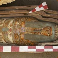57 tombs with mummies found in Egypt