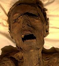 Screaming Man led plot against pharaoh
