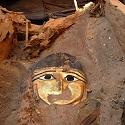 Gilded Caskets Found in Egypt