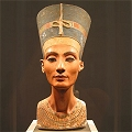 View Is Queen Nefertiti's Famous Bust Fake?